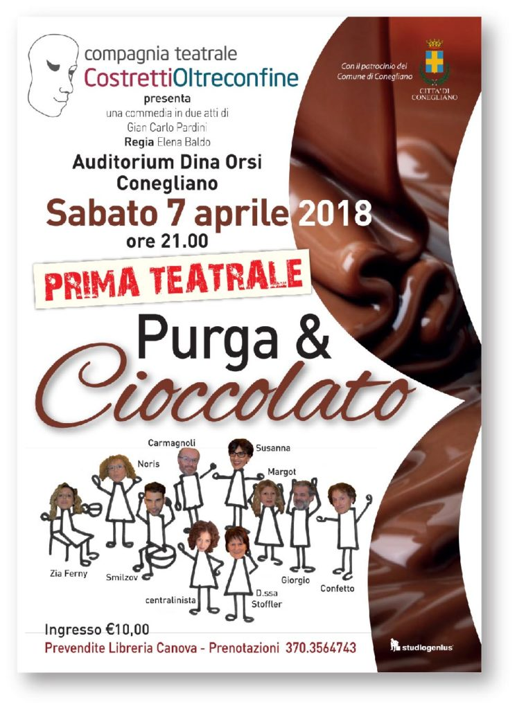 volantino purga cioccolato