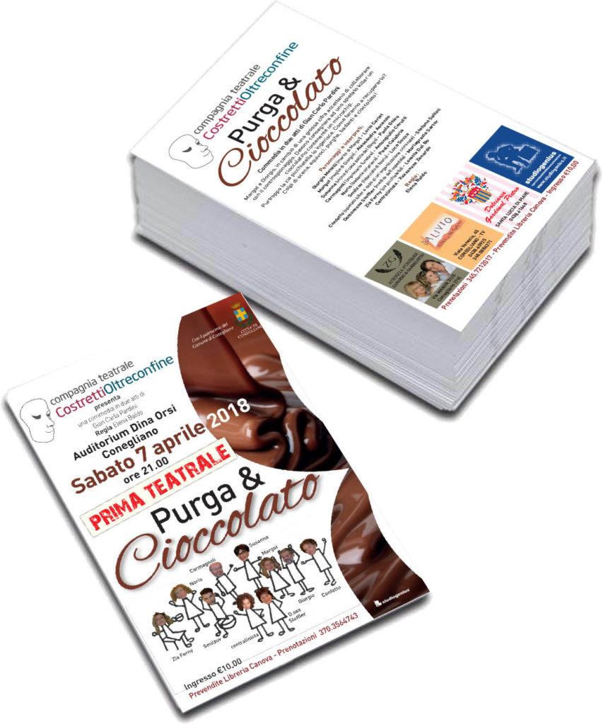 volantino cioccolato